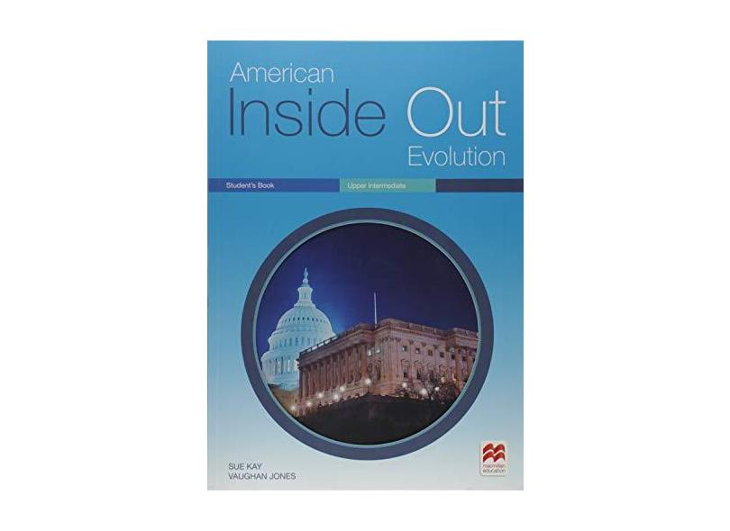 American Inside Out Evolution Student'S Pack (+ Workbook Upper-Intermediate and Key) - Sue Kay - 9786685732498