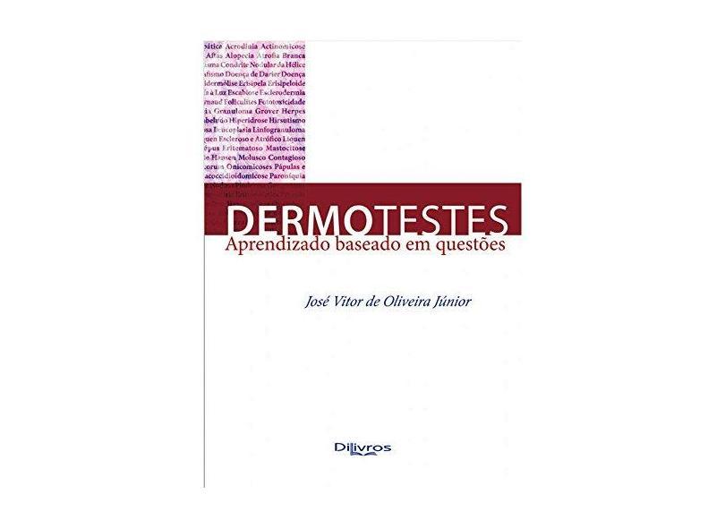 Dermotestes - José Vitor De Oliveira Júnior - 9788580530827