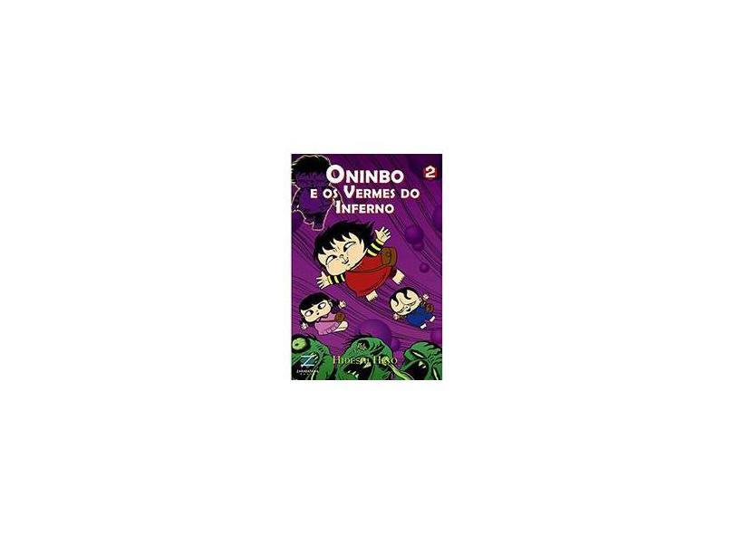 Oninbo e os Vermes do Inferno 2 - Hino, Hideshi - 9788560090136
