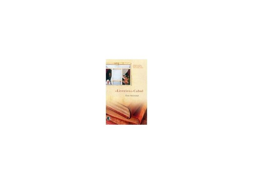 O Livreiro de Cabul - Seierstad, Âsne - 9788501072870