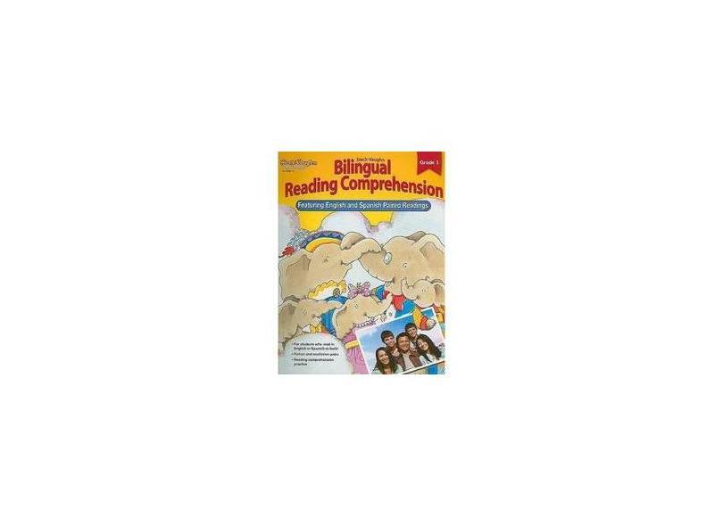 Bilingual Reading Comprehension, Grade 1 - Susan Luton - 9781419039072