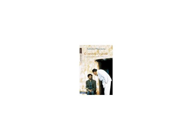 O Carteiro e o Poeta - Bestbolso - Conforme a Nova Ortografia - Skarmeta, Antonio - 9788577992737