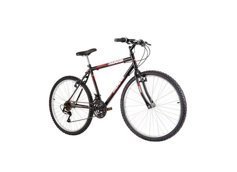 Bicicleta Track & Bikes 18 Marchas Aro 26 Thunder Masculina