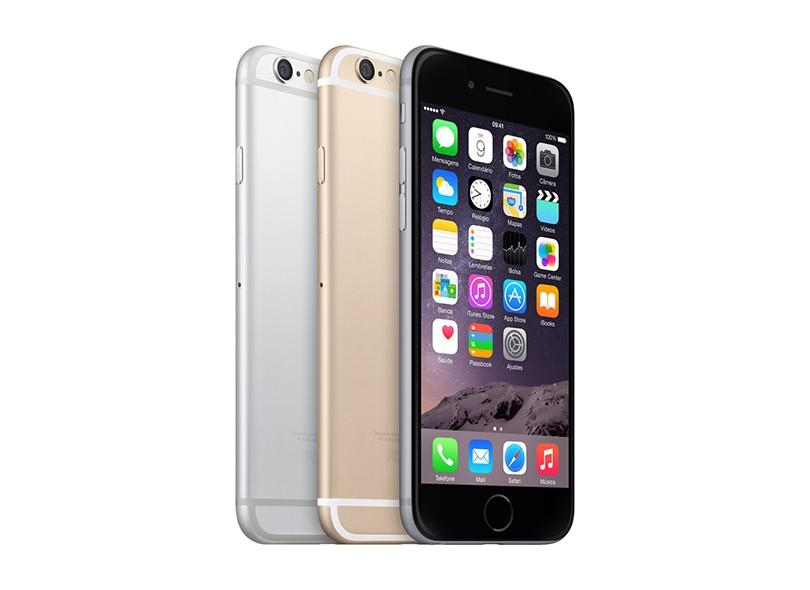 Smartphone Apple iPhone 6 32GB 6 32GB iOS 8 3G 4G Wi-Fi
