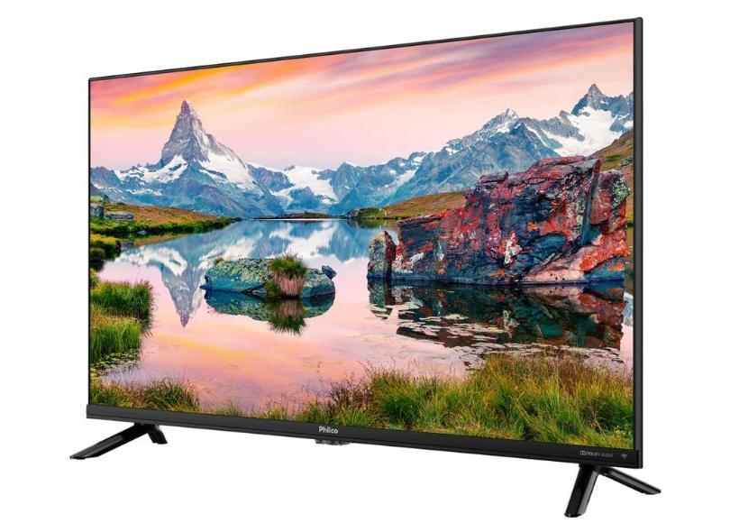 """Smart TV TV LED 32"""" Philco PTV32G70SBL 2 HDMI"""