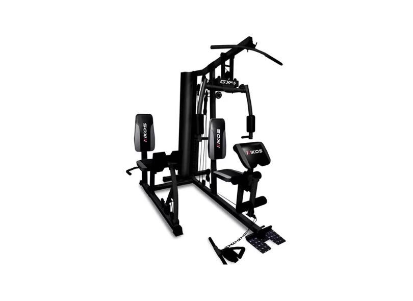 Estação de Musculação 26 Exercícios Kikos Gx4i