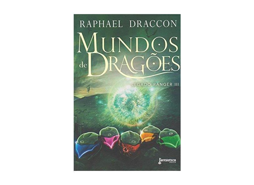 Mundo De Dragões - Raphael Draccon - 9788568263426