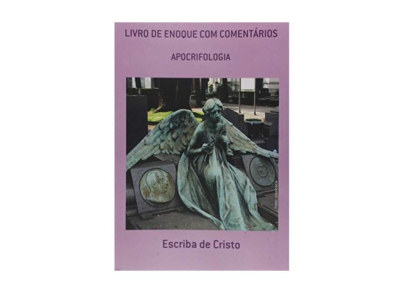 Livro de Enoque com Comentários - Vários Autores - 9781985034921