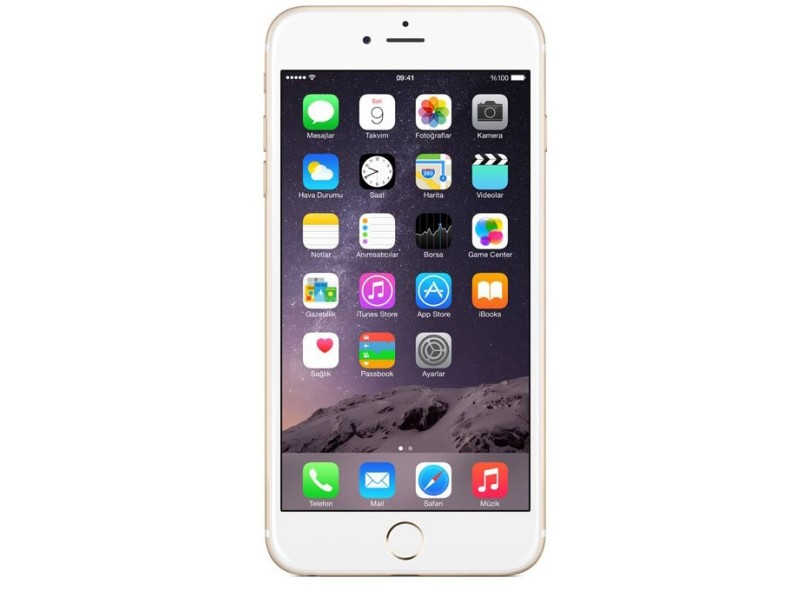 Smartphone Apple iPhone 6S 32GB 6S 32GB 12,0 MP iOS 9 3G 4G Wi-Fi