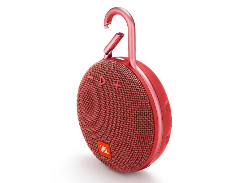 Caixa de Som Bluetooth JBL Clip 3 3 W