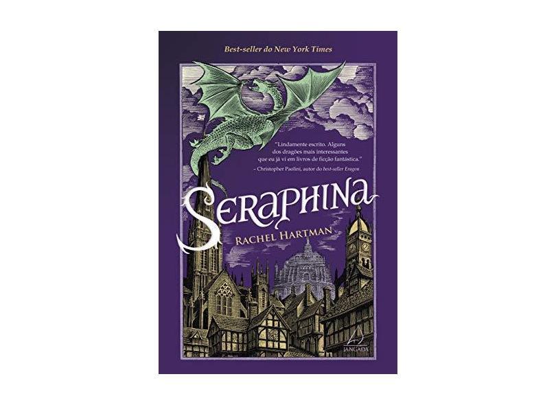 Seraphina - A Garota Com Coração de Dragão - Hartman, Rachel - 9788564850286