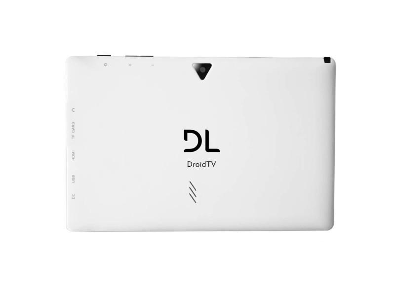 "Tablet DL Eletrônicos DroidTV 4 GB LCD 7"" Android 4.0 (Ice Cream Sandwich) 2 MP DR-T71"