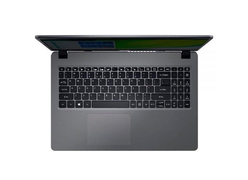 """Notebook Acer Aspire 3 Intel Core i3 1005G1 10ª Geração 4 GB de RAM 256.0 GB 15.6 """" Windows 10 A315-56-330J"""