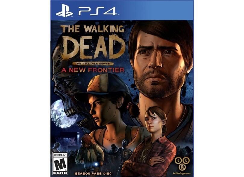 Jogo The Walking Dead A New Frontier PS4 Telltale