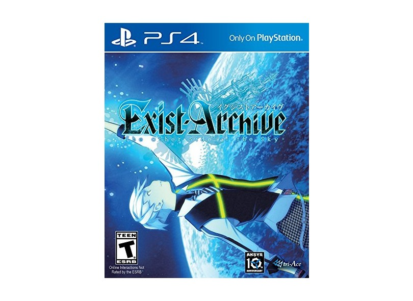 Jogo Exist Archive The Other Side of the Sky PS4 Aksys Games