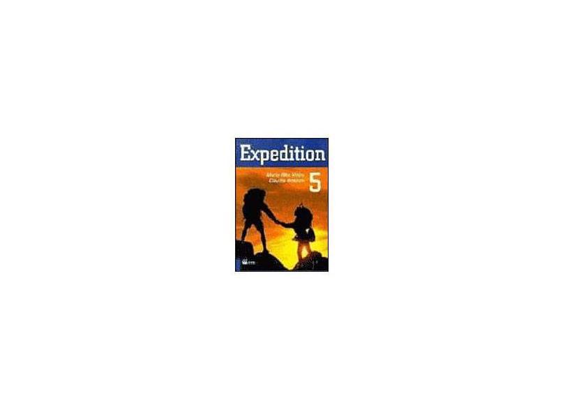 Expedition - 5. Serie (C) - Maria Rita^amorin, Claudia Vieira - 9788532243607