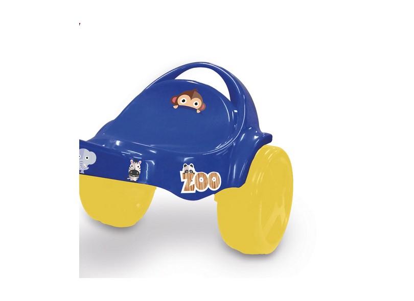 Triciclo com Pedal Xalingo Zoo