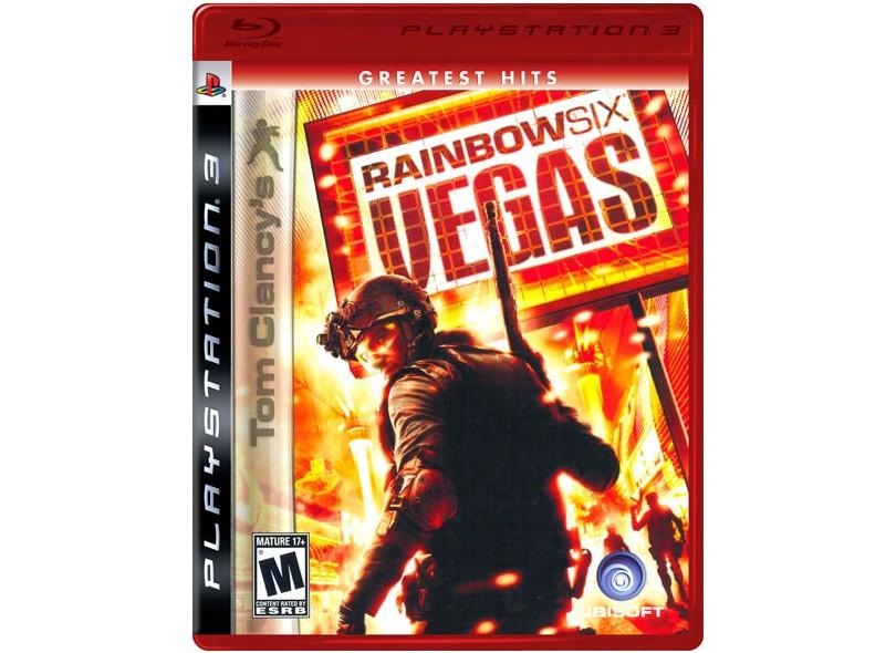 Jogo Tom Clancy's: Rainbow Six Vegas Ubisoft Ps3
