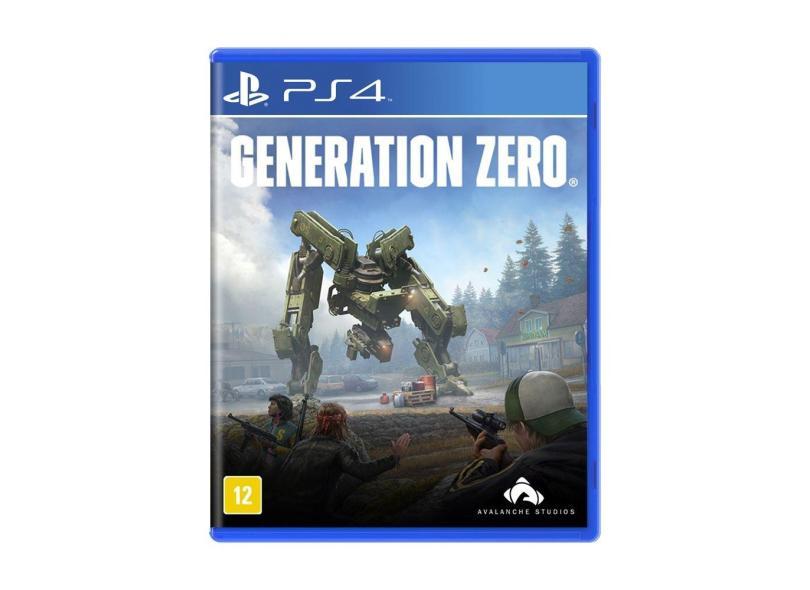 Jogo Generation Zero PS4 Avalanche Studios