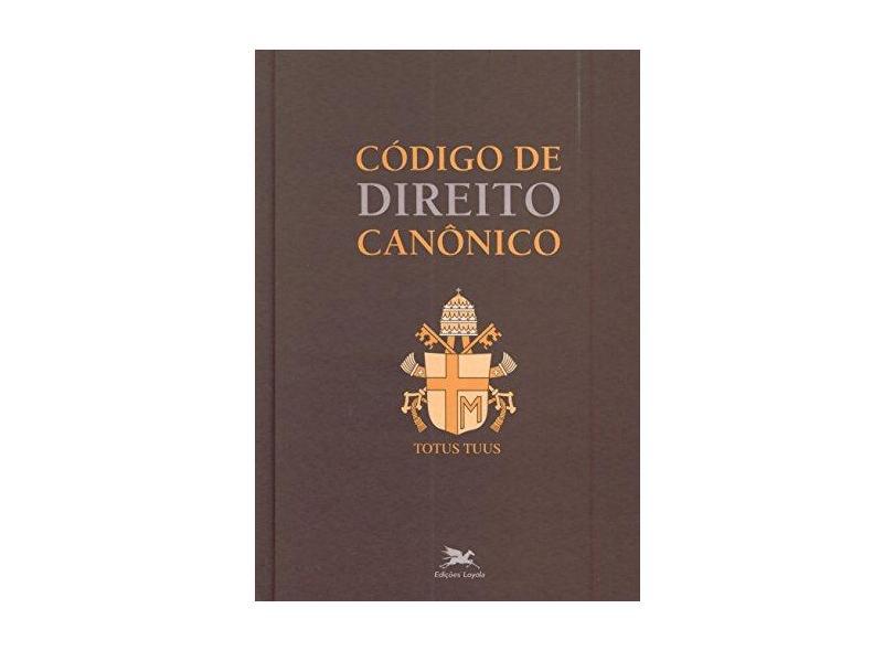 Código de Direito Canônico - Horta, Jesus - 9788515009275