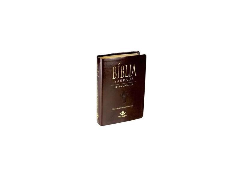 Bíblia Sagrada - Letra Gigante - Vários Autores - 7899938403327