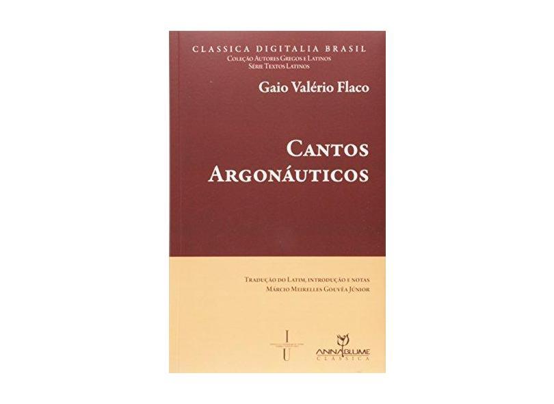 Cantos Argonáuticos - Gaio Valério Flaco - 9788564608290