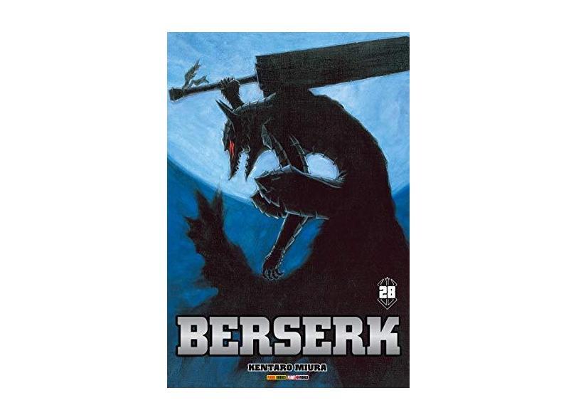 Berserk - Volume 28 - Kentaro Miura - 9788542612288