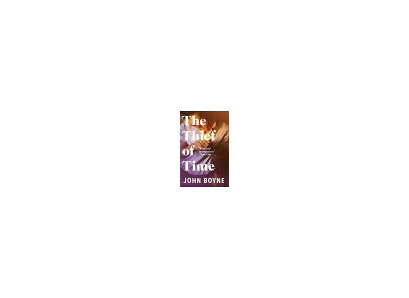 The Thief of Time - John Boyne - 9780552776158