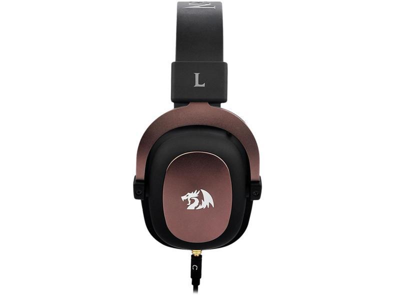 Headset Gamer com Microfone Redragon Zeus 2