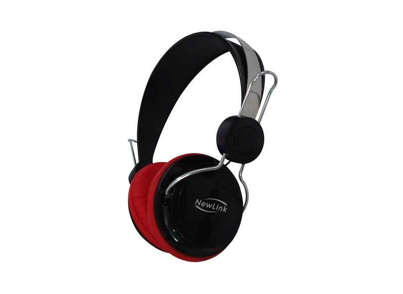 Headset com Microfone NewLink Shiny NewLink