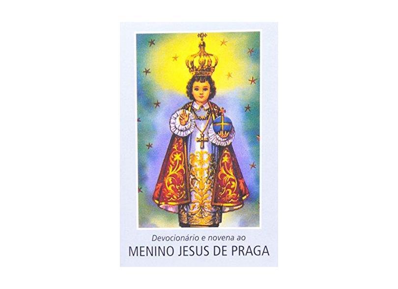 Devocionário e Novena ao Menino Jesus de Praga - Capa Comum - 9788515028337