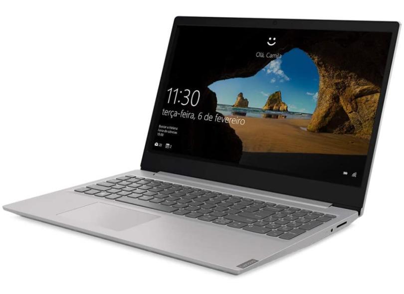 """Notebook Lenovo IdeaPad S145 Intel Core i3 8130U 8ª Geração 4.0 GB de RAM 1024 GB 15.6 """" Windows 10 81XM0002BR"""