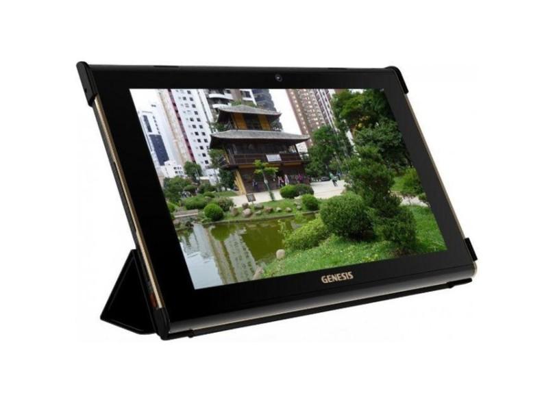 "Tablet Genesis 8.0 GB LCD 10 "" Android 4.4 (Kit Kat) GT-1450"