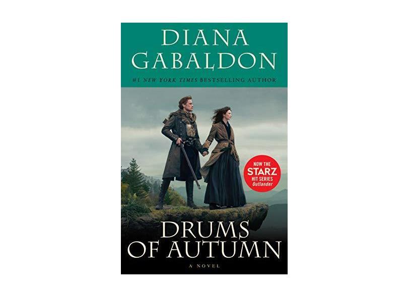 Drums Of Autumn (Starz Tie-In Edition) - Gabaldon, Diana - 9780525618737