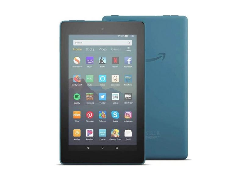 """Tablet Amazon 16.0 GB LCD 7.0 """" Android 4.4 (Kit Kat) Fire HD 7"""
