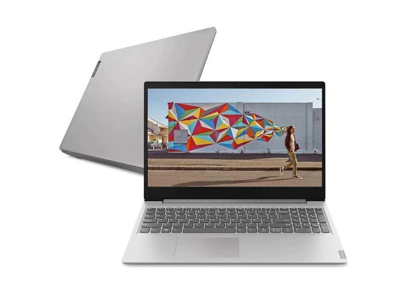 """Notebook Lenovo IdeaPad S145 Intel Core i3 1005G1 10ª Geração 4 GB de RAM 1024 GB 15.6 """" Windows 10 82DJ0002BR"""