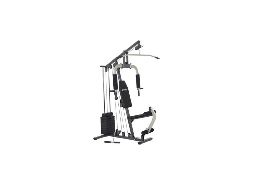 Estação de Musculação 21 Exercícios Multipla Fitness Studio 3000