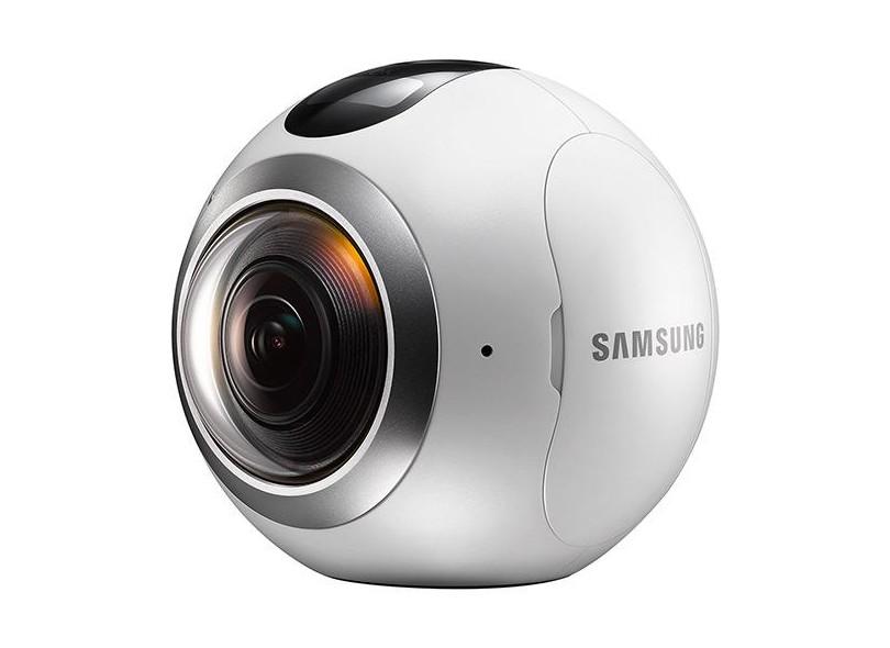 Filmadora Samsung Gear 360