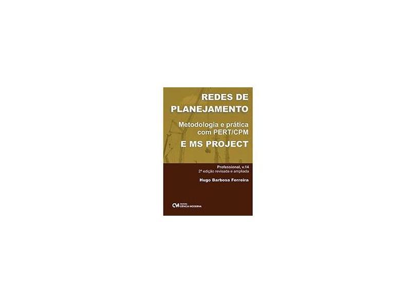 Redes De Planejamento 2ª Edição - Ferreira,hugo Barbosa - 9788539908967