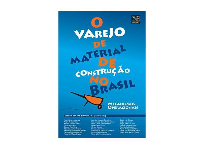 Varejo de Material de Construção - Oliveira Filho, Joaquim Ramalho De - 9788588329331