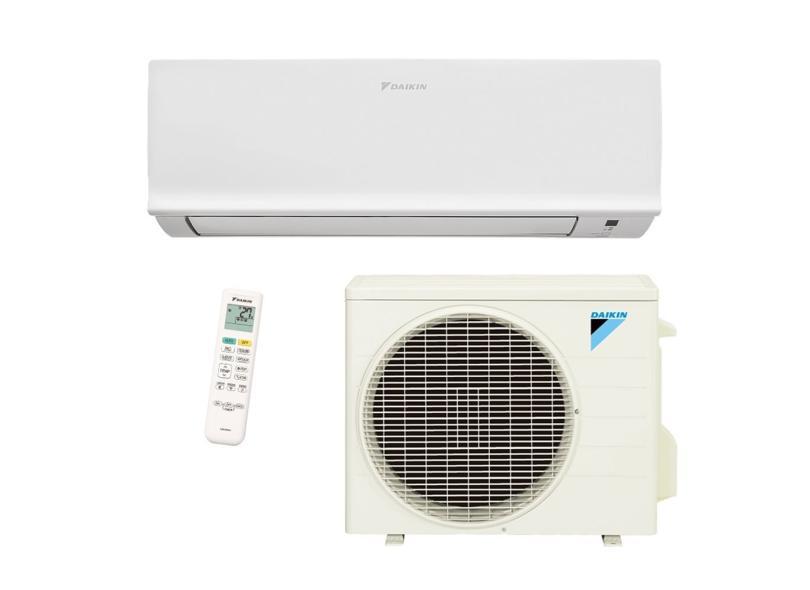 Ar Condicionado Split Hi Wall Daikin Exclusive 9000 BTUs Inverter Controle Remoto Quente/Frio FTHS09T5VL