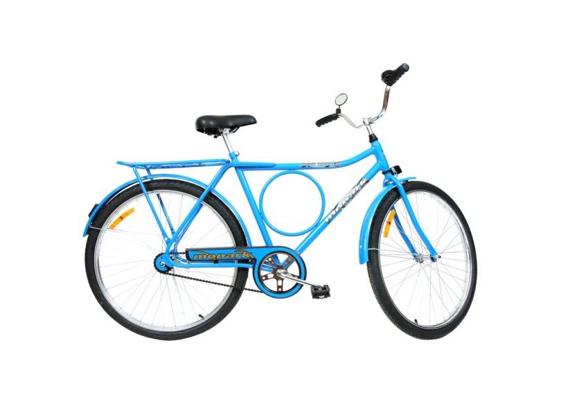 Bicicleta Monark Passeio Aro 26 Barra Circular CP