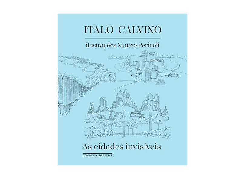As Cidades Invisíveis - Calvino, Italo - 9788535928846