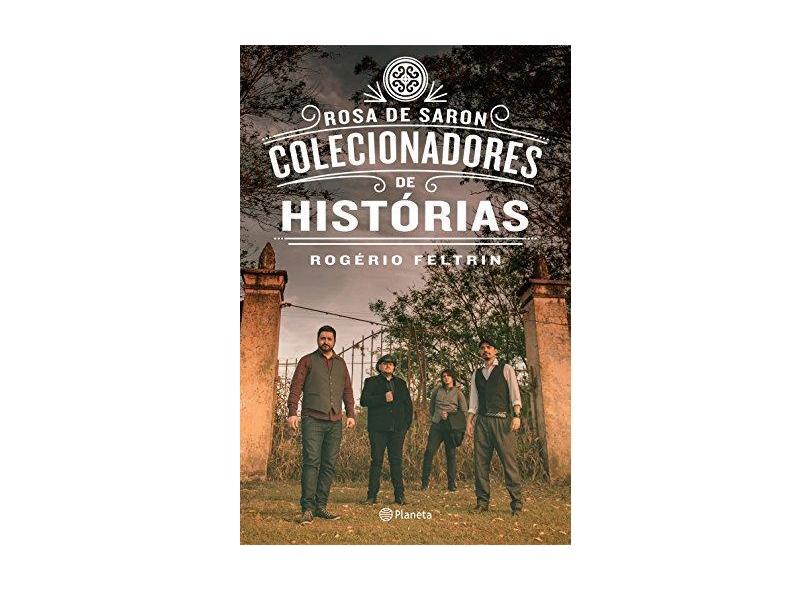 Colecionadores de Histórias - Rogério Feltrin - 9788542208764