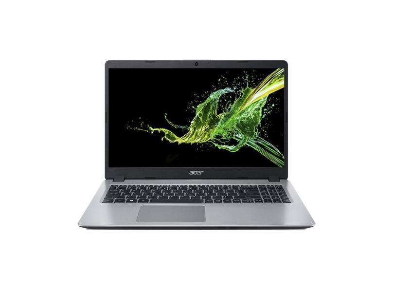 """Notebook Gamer Acer Aspire 5 Intel Core i7 10510U 10ª Geração 8.0 GB de RAM 512.0 GB 15.6 """" GeForce MX250 Endless OS A515-54G-73Y1"""
