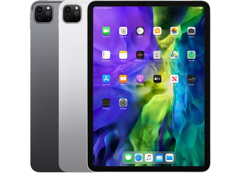 """Tablet Apple iPad Pro 2ª Geração Apple A12Z Bionic 256.0 GB Liquid Retina 11 """" iPadOS"""