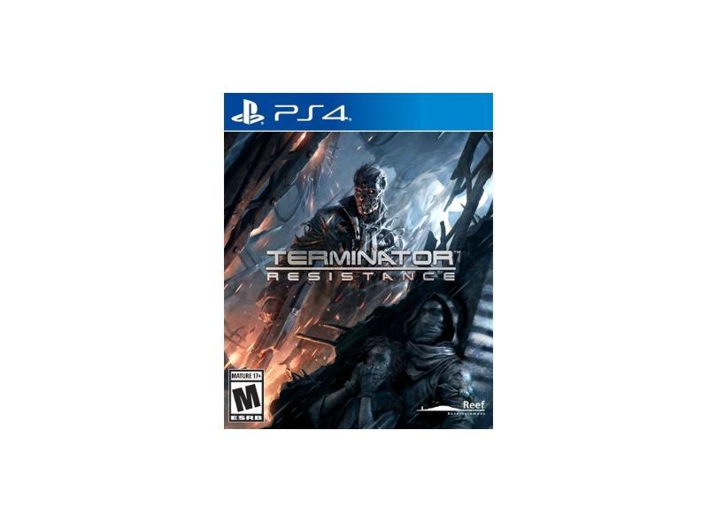 Jogo Terminator: Resistance PS4 Teyon