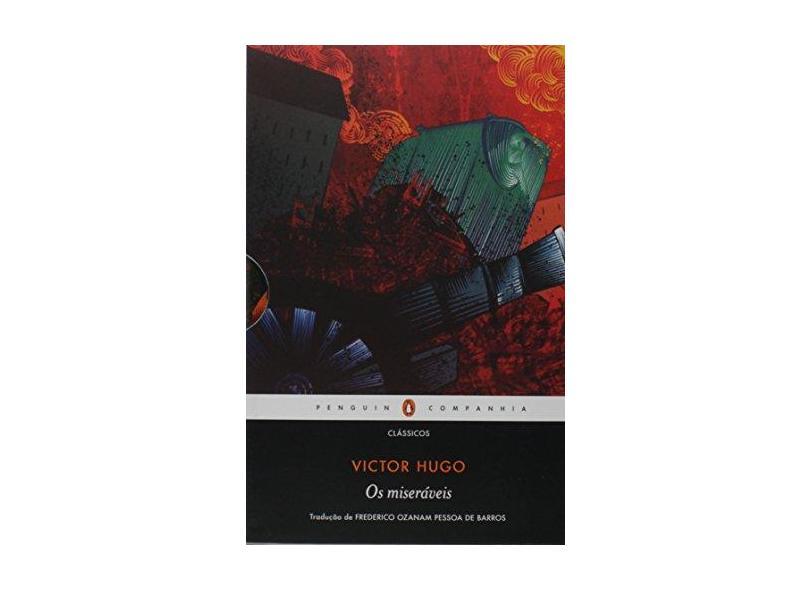 Os Miseráveis - Hugo, Victor - 9788582850480