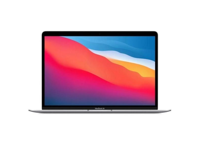 "Macbook Apple Macbook Air Apple M1 8GB de RAM SSD 256 GB Tela de Retina 13,3"" Mac OS"