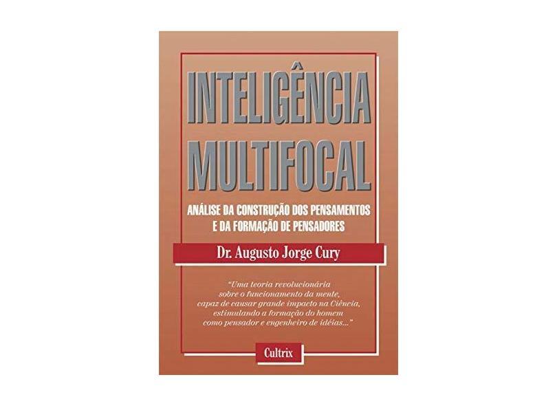 Inteligência Multifocal - Cury , Augusto - 9788531601590